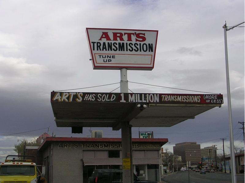 Art's Transmission